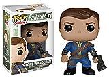 Funko - Figurita Fallout - Trotamundos Solitario Pop Masculino 10cm - 0849803058487