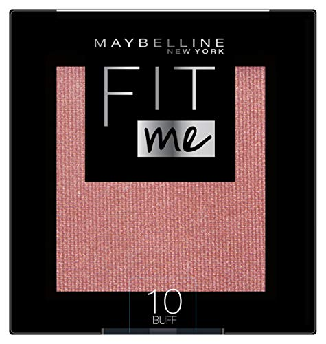 Maybelline New York Fit Me! Blush 10 Buff(3 x 4.5 grams)