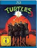 Turtles 3 - Ninja Turtles [Blu-ray] [Alemania]