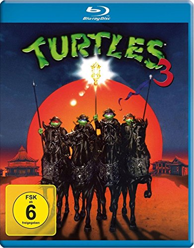 Turtles 3 - Ninja Turtles [Blu-ray]