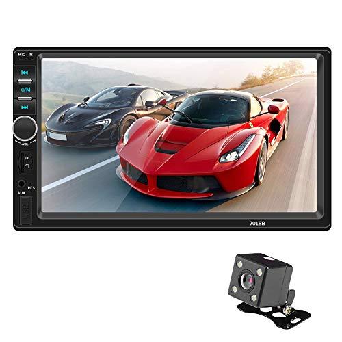 XuBa Lecteur multimédia à écran tactile de lecteur MP5 de voiture de MP4 de voiture MP4 d'interconnexion d'Android HD 7 pouces