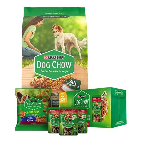 beneful cachorro pollo fabricante Dog Chow