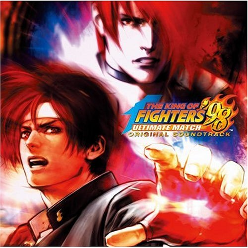 THE KING OF FIGHTERS'98 ULTIMATE MATCH オリジナルサウンドトラック