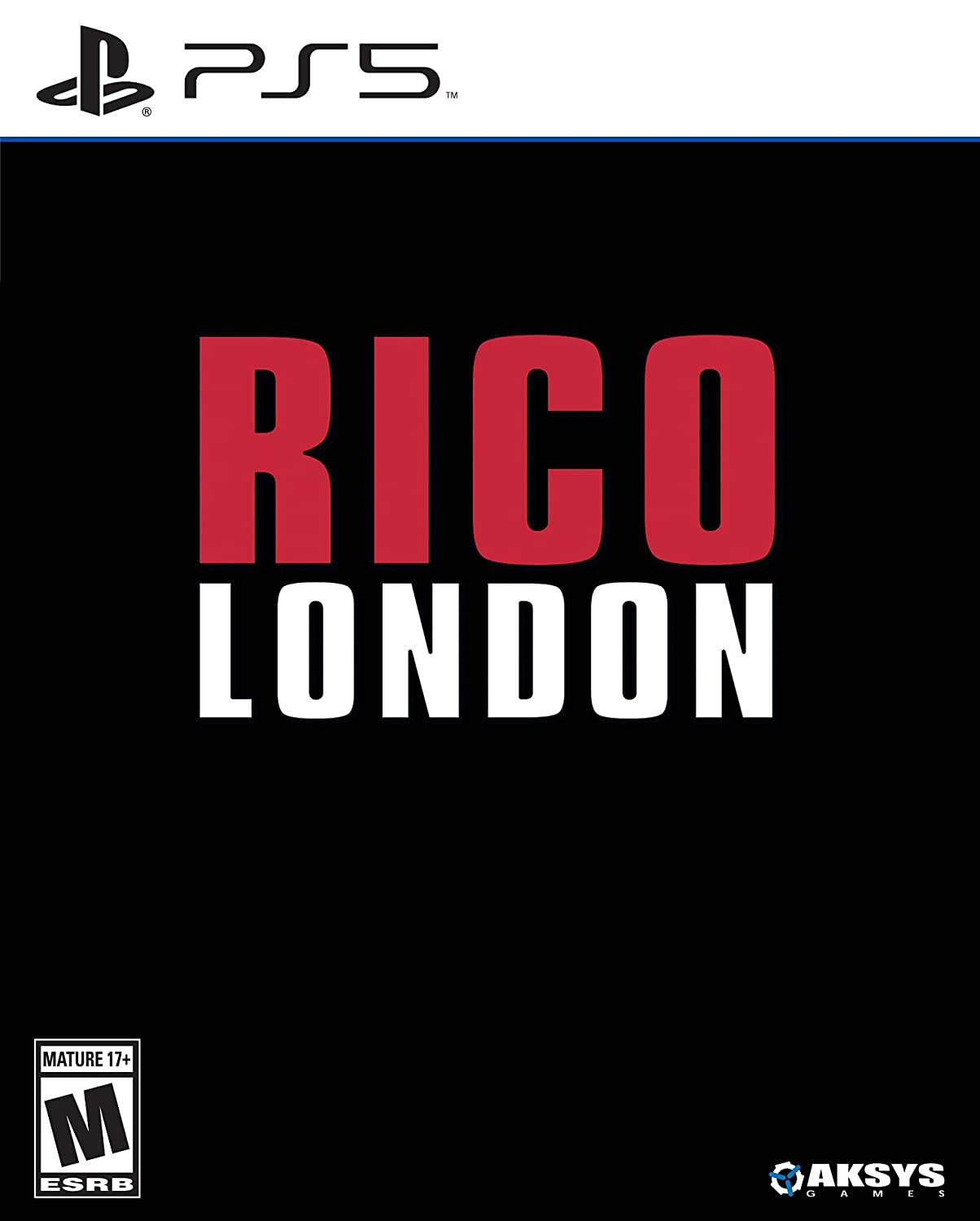 Rico London Sales of SALE items National products from new works - 5 PlayStation