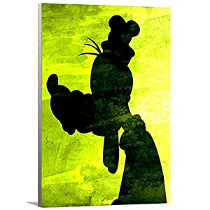 Perfect for your house. This new unique design will complete the final touch to the walls. Perfect gift idea Disney inspired goofy Abstract wall art Many more unique and amazing designs available. Just Type 'artzee designs' in the search bar to see o...