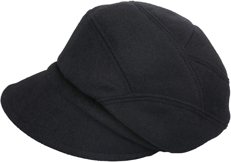 Women's Hat Classic Beret Beanie Winter Hats Artist Hat