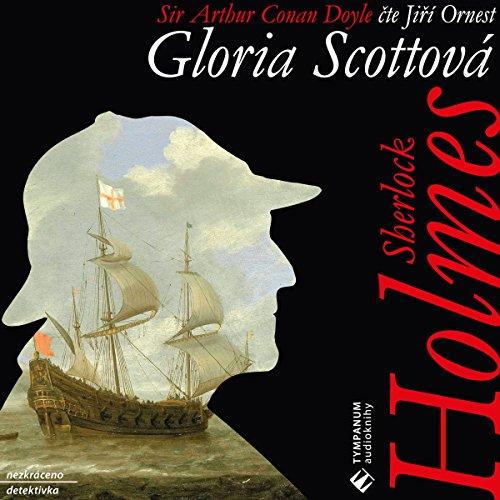 Gloria Scottová (Sherlock Holmes 6) audiobook cover art