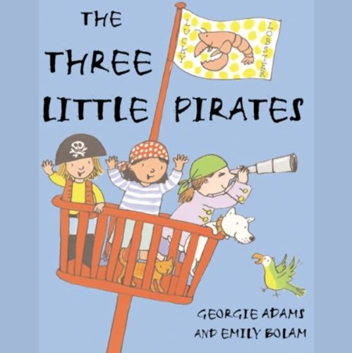 The Three Little Pirates cover art