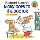 Richard Scarry's Nicky Goes To The Doctor (Richard Scarry) (Golden Look-Look Books)