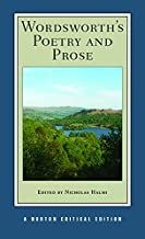 Wordsworth's Poetry and Prose (First Edition)  (Norton Critical Editions)