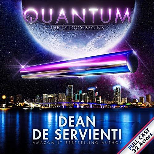 Quantum Audiobook By Dean De Servienti cover art