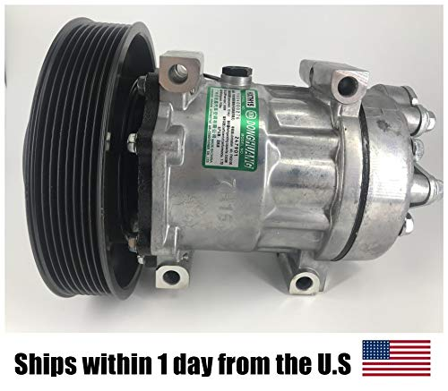 Bran New SANDEN 4326 AC COMPRESSOR FOR MACK 206RD53M VOLVO 20721587 75R9612