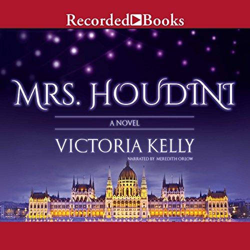 Mrs. Houdini audiobook cover art