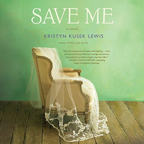 Save Me audiobook cover art