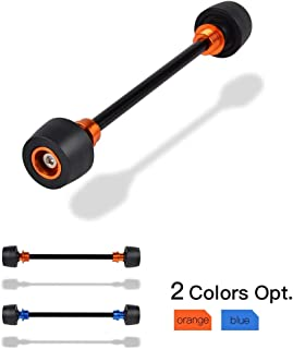 26Mm Front Axle Slider Fork Protector for KTM Exc Sxf Xcf Xcw 125 150 200 250 300 350 450 500 530 for Husqvarna for Husaberg Fe Fc Te Tc