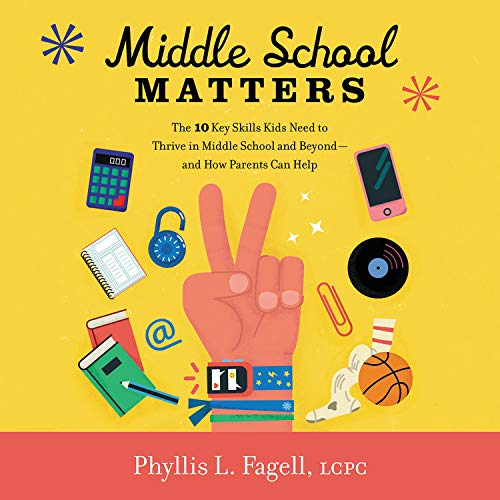 Middle School Matters cover art