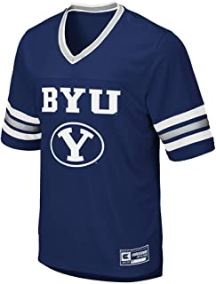 Colosseum Mens BYU Brigham Young Cougars Football Jersey