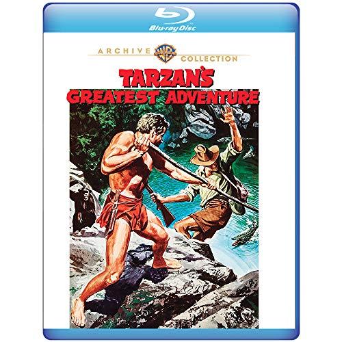 Tarzan's Greatest Adventure (1959) [Blu-ray]