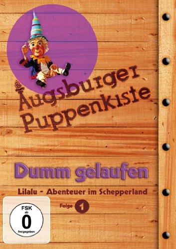 Augsburger Puppenkiste - Lilalu - Abenteuer im Schepperland, Folge 1
