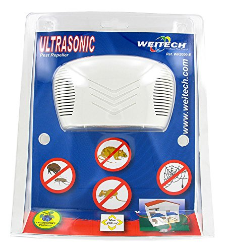 Weitech wk0300 Pest Repeller Wk300 / 280M2 Inklusiv Adapter