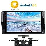 XISEDO Android 8.0 Autoradio In-Dash 9 Pulgadas Radio de Coche 8-Core RAM 4G ROM 32G Car Estéreo Navegación para Mercedes-Benz ML-W164/ W300/ ML350/ ML450/ ML500/ GL-X164/ GL320/ GL350/ GL450/GL500