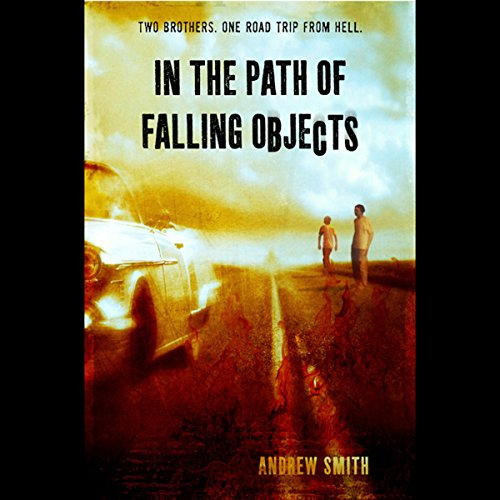 In the Path of Falling Objects audiobook cover art