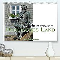 Bilderbogen Bergisches Land (Premium, hochwertiger DIN A2 Wandkalender 2022, Kunstdruck in Hochglanz): Fotografischer Streifzug durch das Bergische Land (Monatskalender, 14 Seiten )