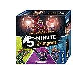 Kosmos 692889 - 5-Minute Dungeon - Wahre Helden gegen die Zeit. Temporeiches Gesellschaftsspiel für...