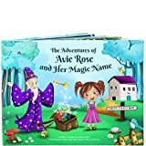 My Magic Name Personalised Baby Gifts - A Beautiful Personalised Story Book