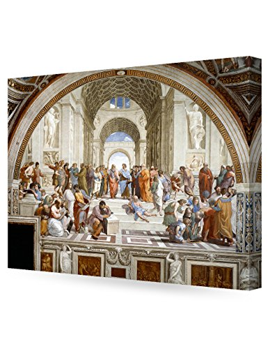 The School of Athens Wall Art