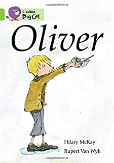 Oliver: Band 11/Lime (Collins Big Cat