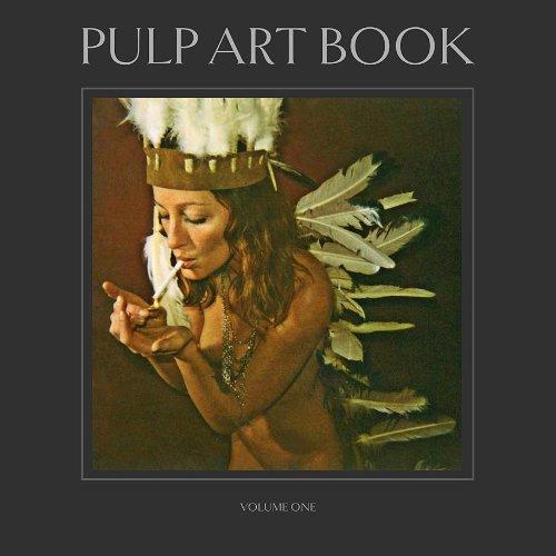 Pulp Art Book