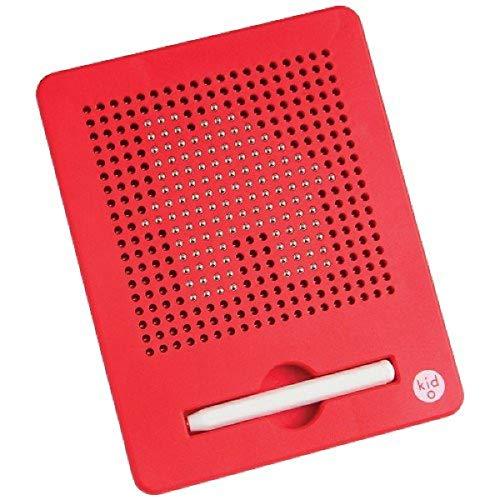 Kid O 1710348 1710348-Spiel Magnatab, erstes Zeichnen, magnetisch, 20 x 16 x 2 cm