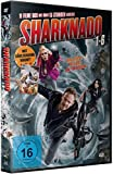 Sharknado 1-6 Deluxe Box-Edition (5 DVDs mit 11 Filmen plus Magnet)