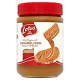 Lotus Smooth Caramelised Biscuit Spread Smooth 400g (Paquete de 2)