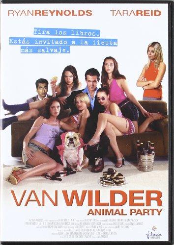 Van Wilder (Animal party) [DVD]