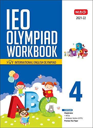 International English Olympiad Workbook -Class 4