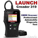 Gadget Hero's Launch Creader 319 OBD2 Scanner Diagnostic Scan Tool Car Code Reader