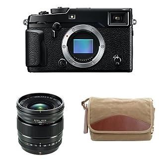 Fujifilm X-Pro2 Body Professional Mirrorless Camera (Black) + XF16mmF1.4 R WR + Domke F-5XB Camera Bag (B01KGNAW8A)   Amazon price tracker / tracking, Amazon price history charts, Amazon price watches, Amazon price drop alerts