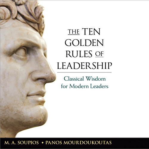The Ten Golden Rules of Leadership audiobook cover art