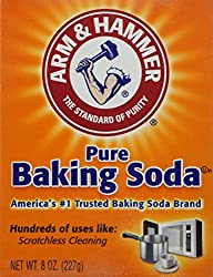 Baking Soda pet odor remover