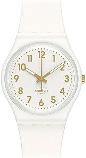 [スウォッチ]SWATCH 腕時計 GENT(ジェント) WHITE BISHOP(ホワイト・ビショップ) GW164 メンズ 【正規輸入品】