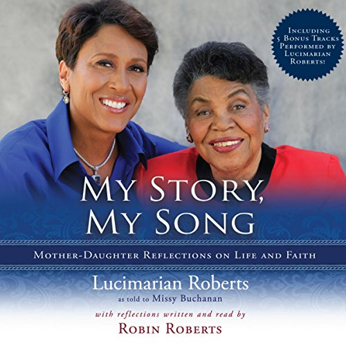 My Story, My Song audiobook cover art