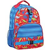 Stephen Joseph girls Dino Backpack, Dino, One Size...