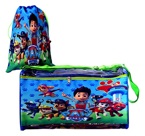 Savri Kids Swimming, Travelling, Picnic Sling Bag with Pouch for Kids