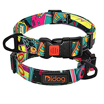 Best colorful dog collars Reviews