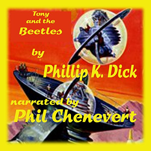 Tony and the Beetles audiobook cover art