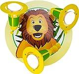 Elobra Kinderzimmerlampe Löwe