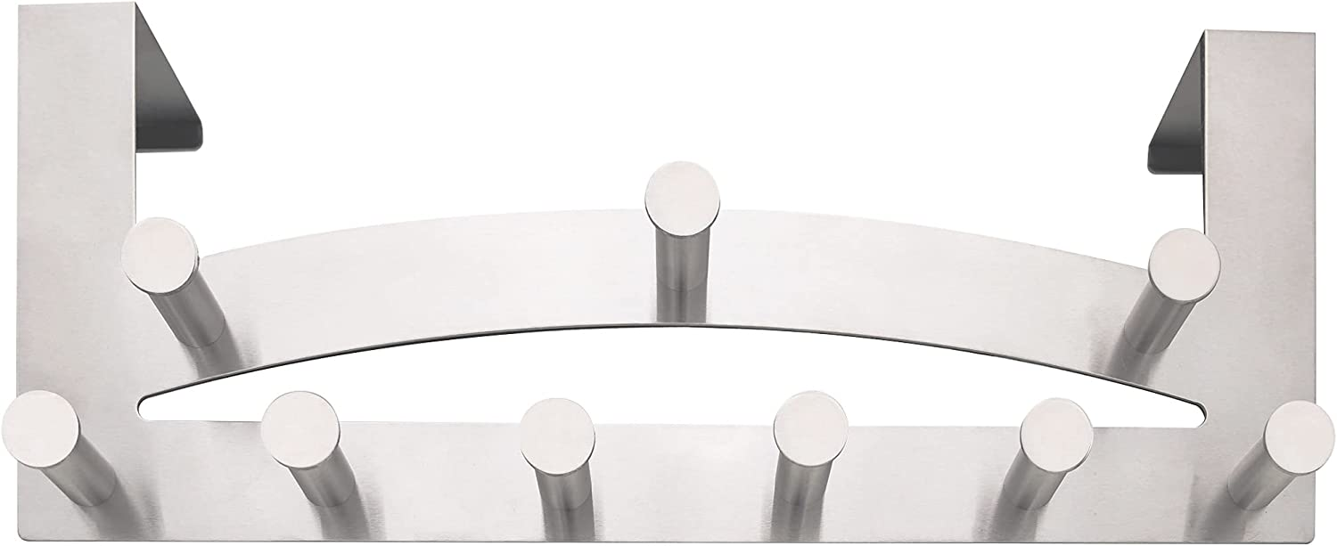 Over Popular product The Door Hooks for up Max 76% OFF to No Assembly Inch - 1.5 Thick Doors