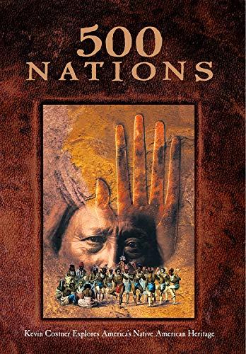 500 Nations (1995) (4 Dvd) [Edizione: Stati Uniti]
